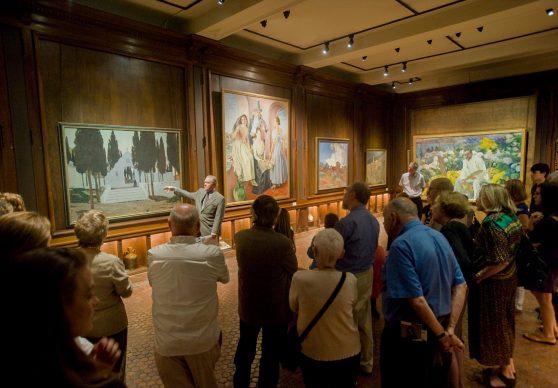 North Building Gallery