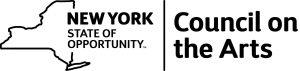 NYSCA Logo - Black