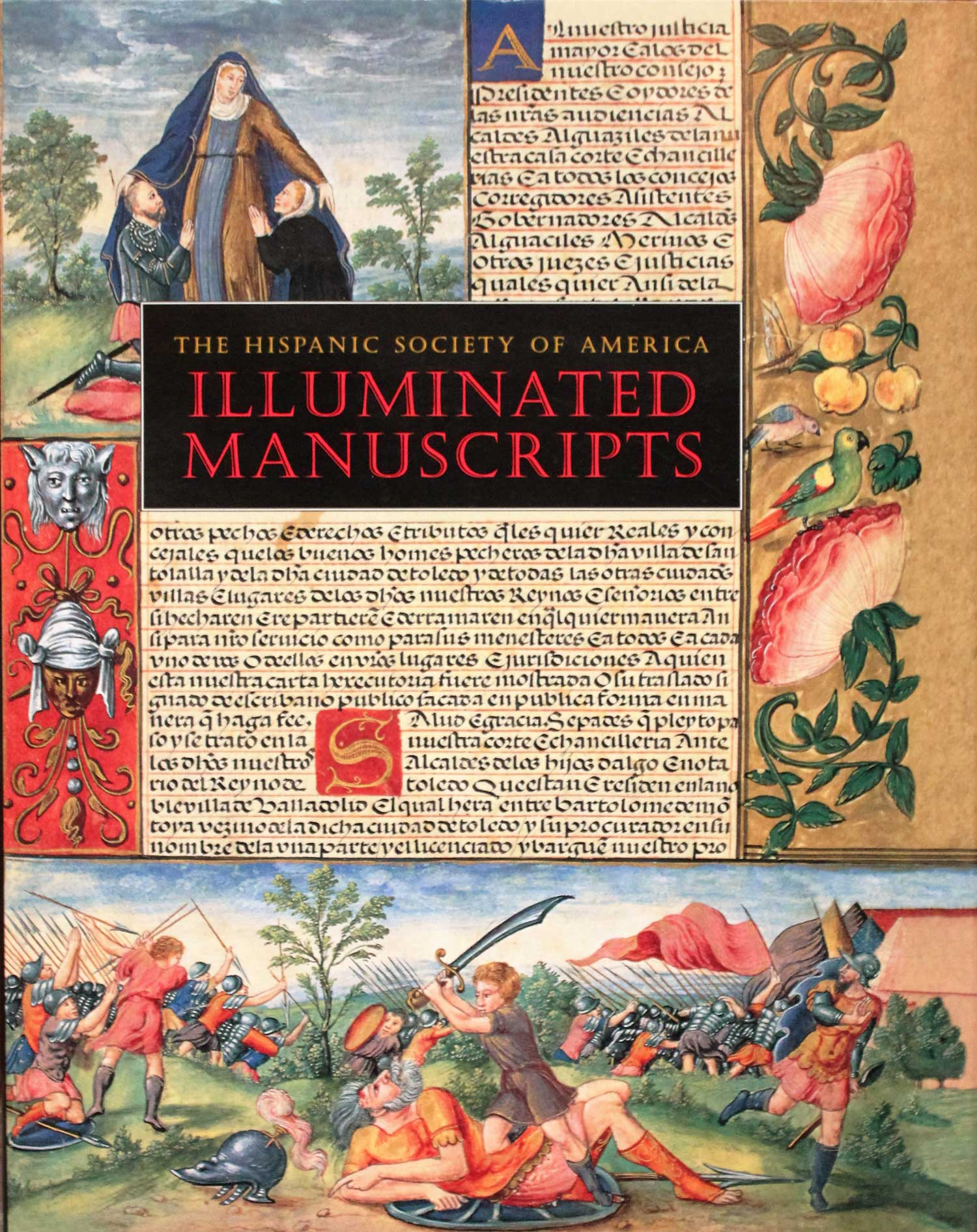 illuminated manuscripts of the essay