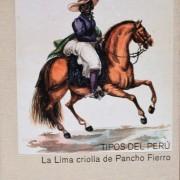 Tipos_del_peru_lima_criolla_Pancho_Fierro