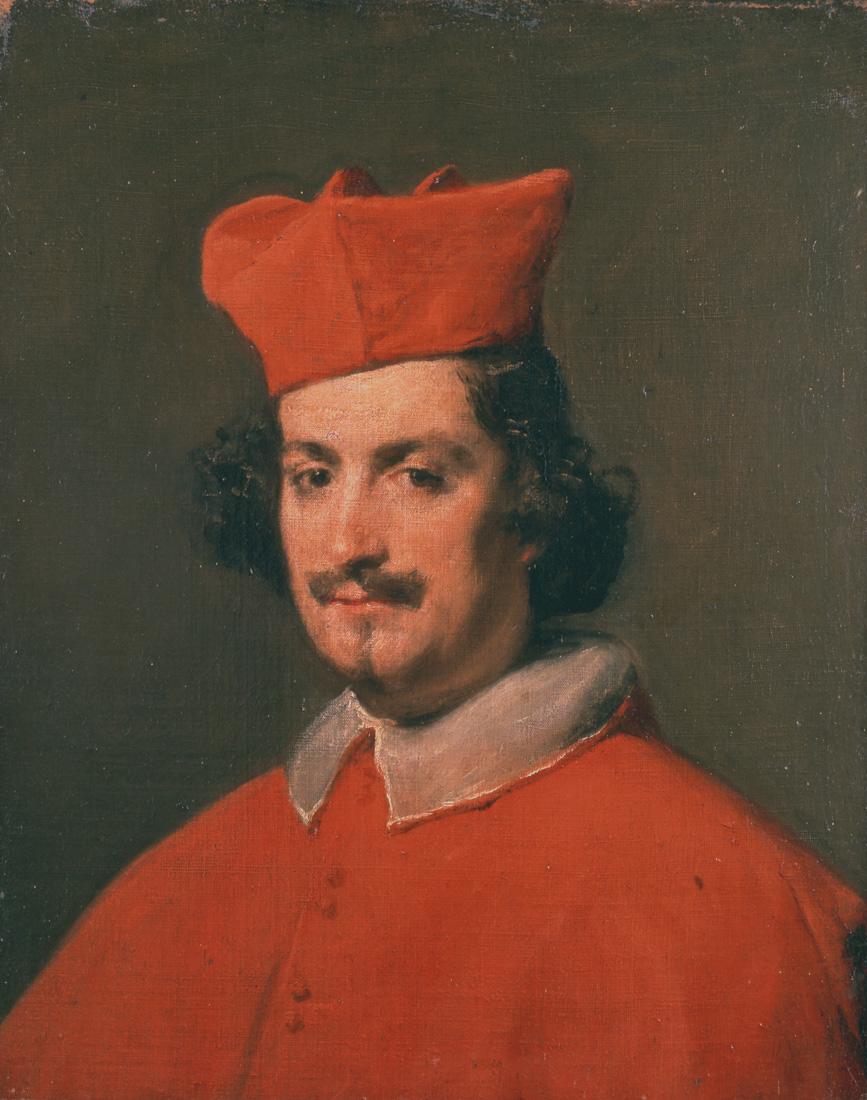 A101_Velázquez, Cardinal Pamphili