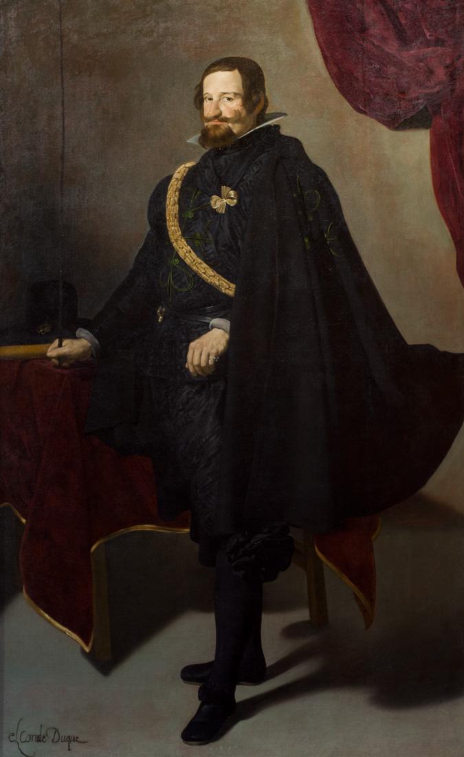 A104_Velázquez, Olivares