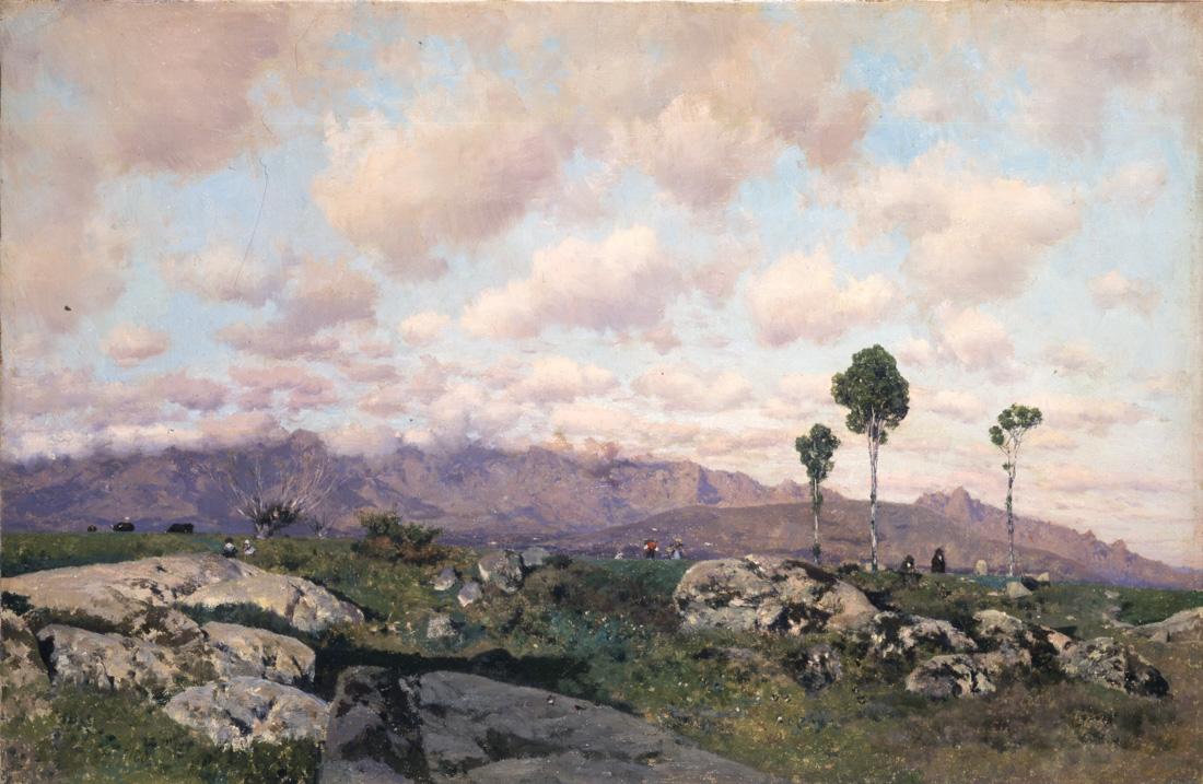 A129_Rico, Mountainous Landscape