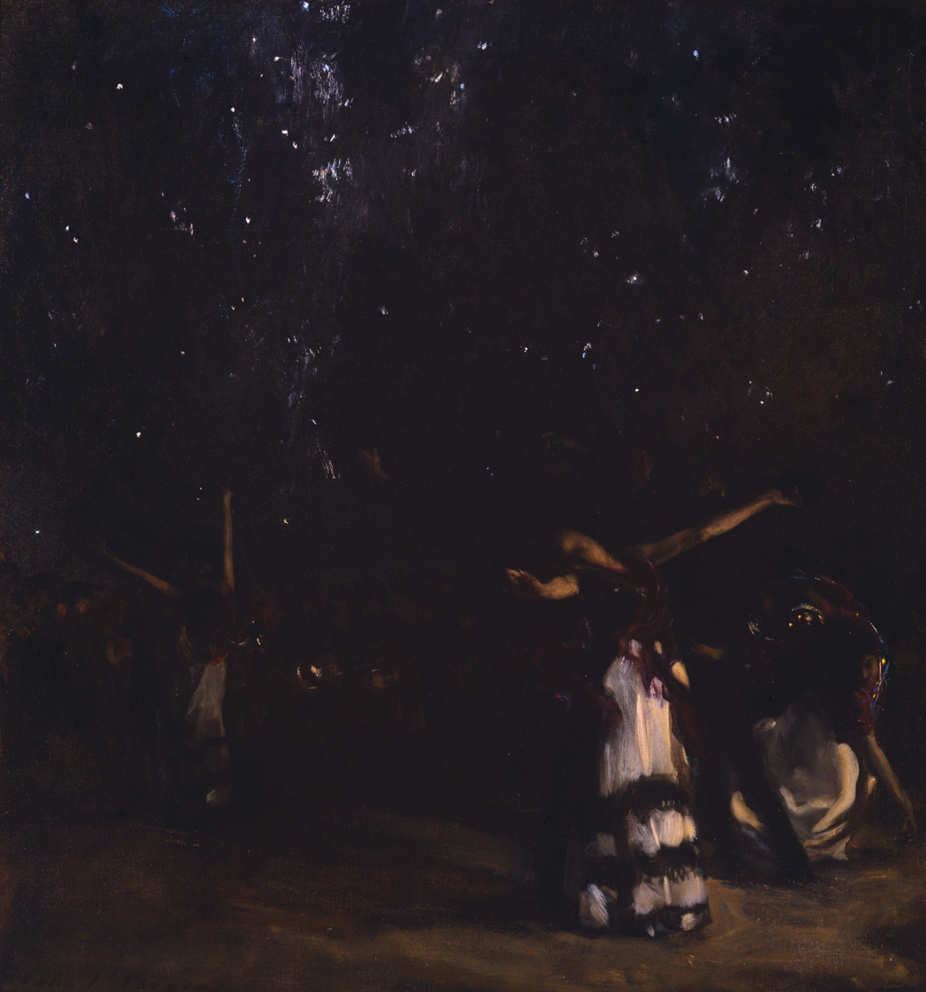 A152_Sargent, Spanish Dance
