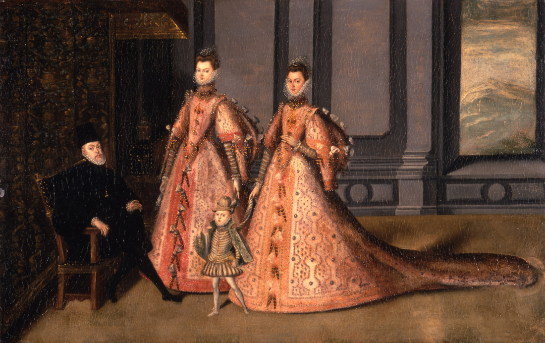 A1838_Anonymous, Philip II & Family