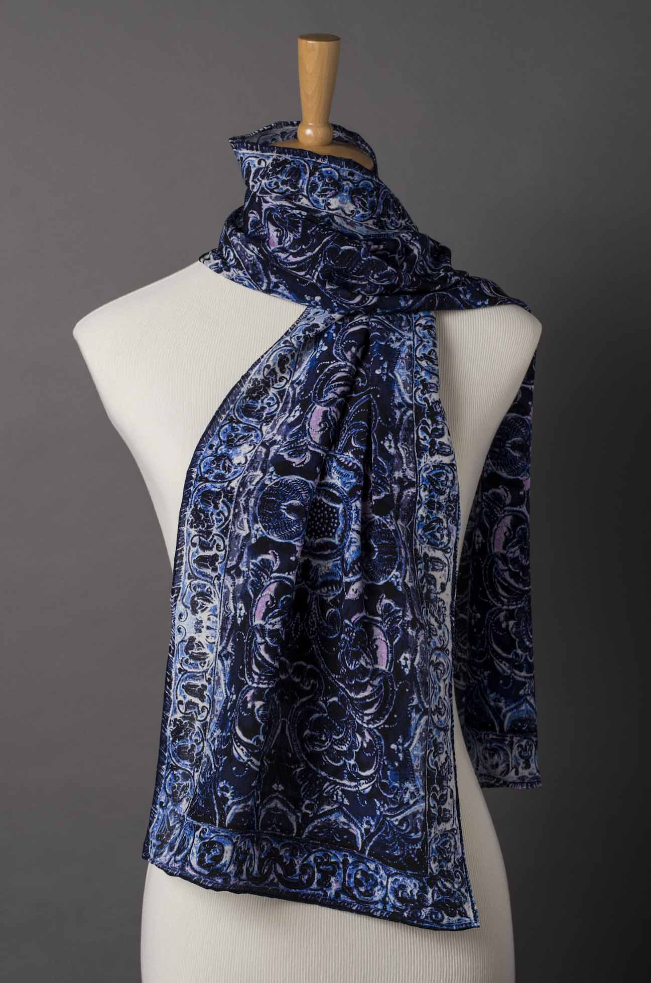 2016 Gala Scarf on Form