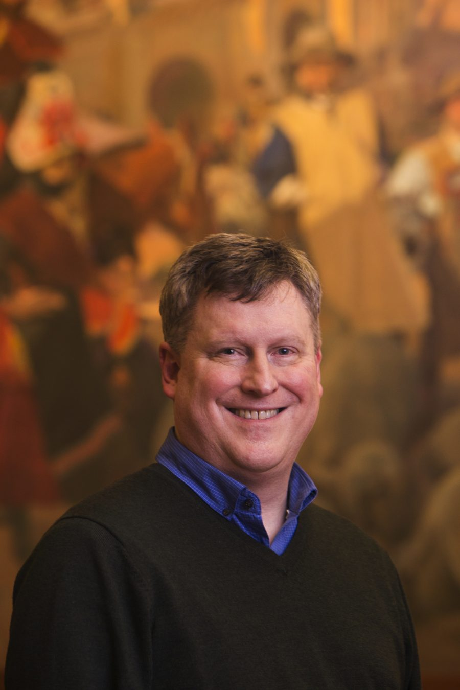 Dr. Patrick Lenaghan