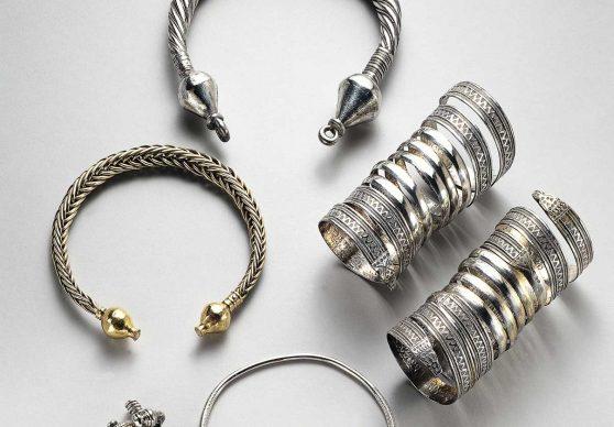 Jewelry, Cetiberian, ca. 125-100 B.C.