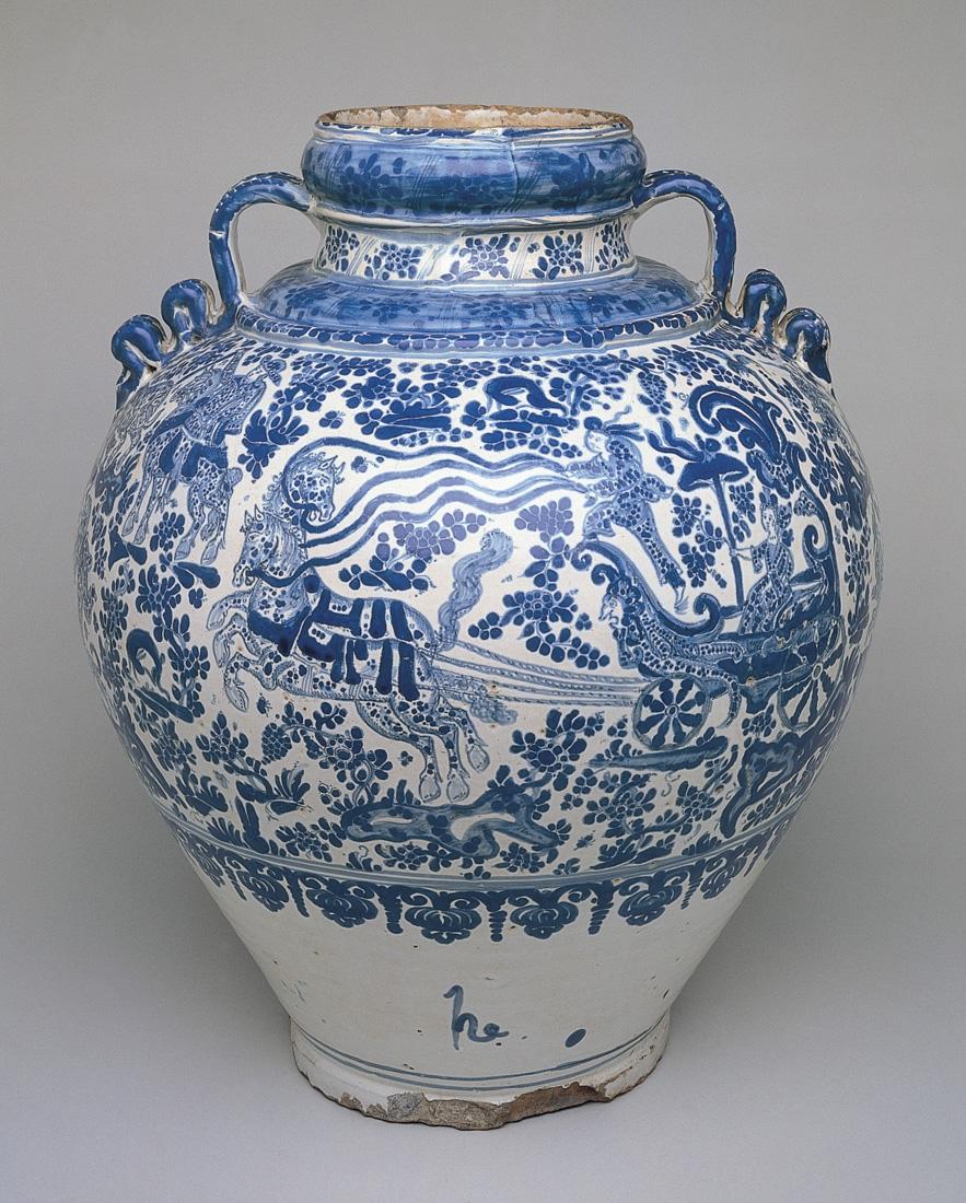 Talavera Poblana: Four Centuries of a Mexican Ceramic Tradition
