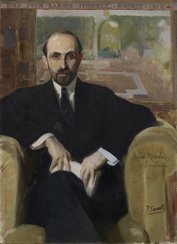 Joaquín Sorolla y Bastida, José Ortega Y Gasset, 1980. Oil on canvas