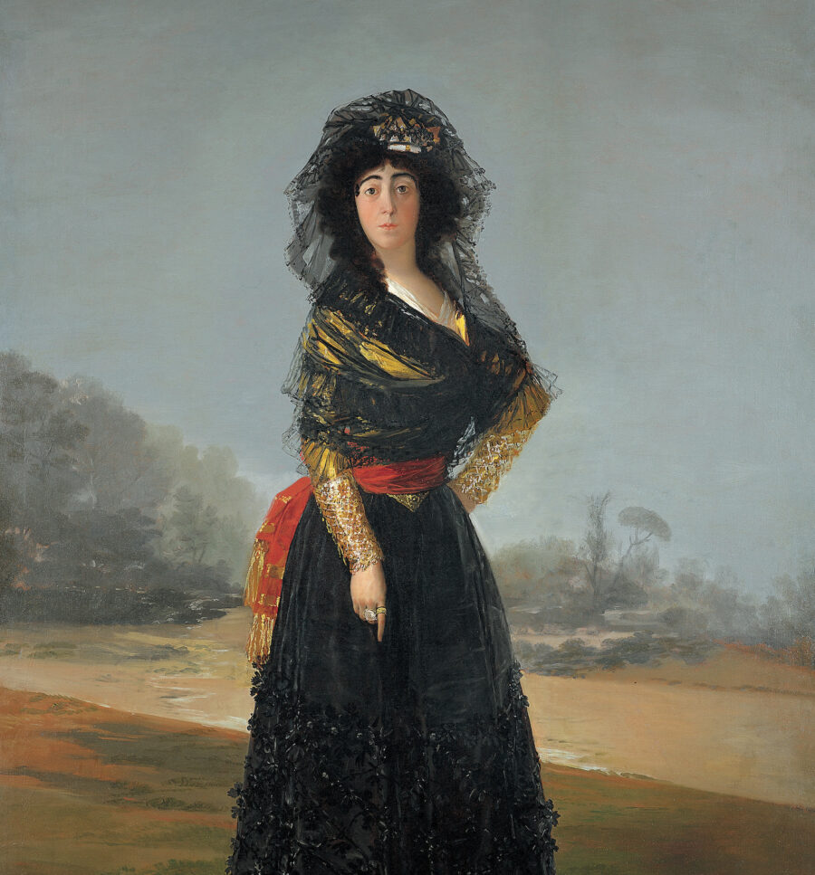 Goya Portraits